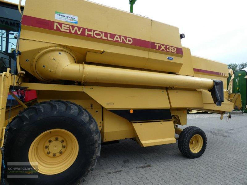 Mähdrescher типа New Holland TX 32, Gebrauchtmaschine в Aurolzmünster (Фотография 10)