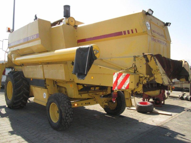 Mähdrescher του τύπου New Holland TX 34, Gebrauchtmaschine σε Wülfershausen (Φωτογραφία 6)