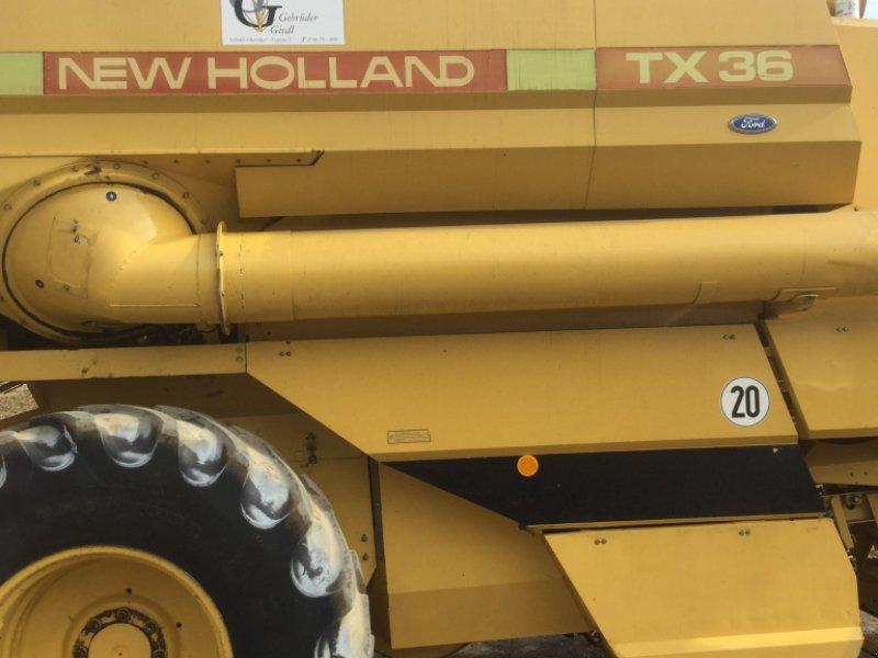 Mähdrescher des Typs New Holland TX 36, Gebrauchtmaschine in Cham (Bild 3)