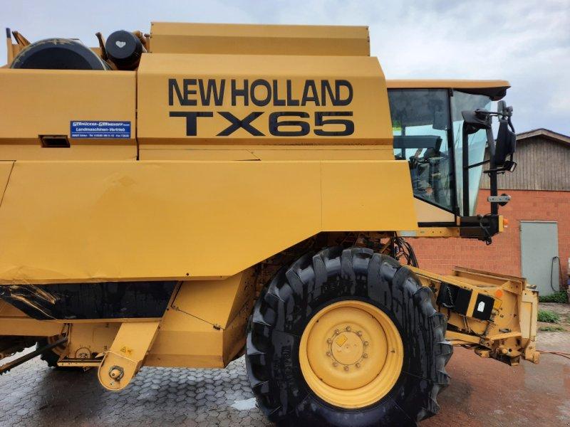 Mähdrescher a típus New Holland TX 65, Gebrauchtmaschine ekkor: Seesen (Kép 1)