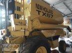 Mähdrescher des Typs New Holland TX 67 in Bad Waldsee Mennisweiler