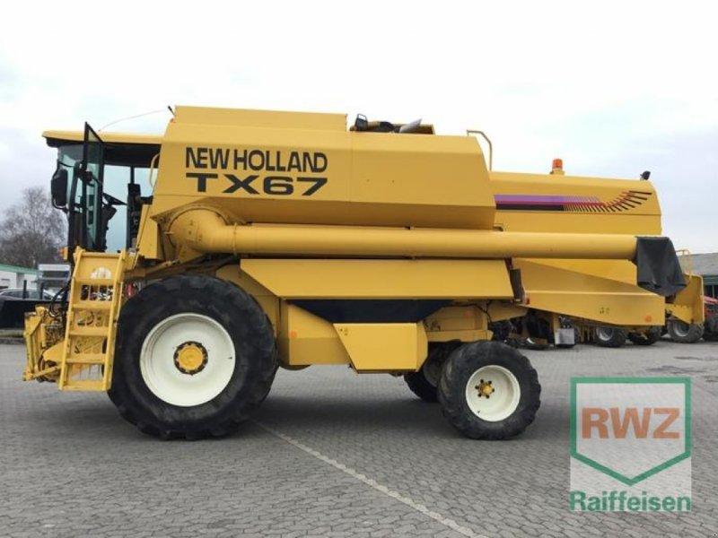 Mähdrescher des Typs New Holland TX 67, Gebrauchtmaschine in Kruft (Bild 5)