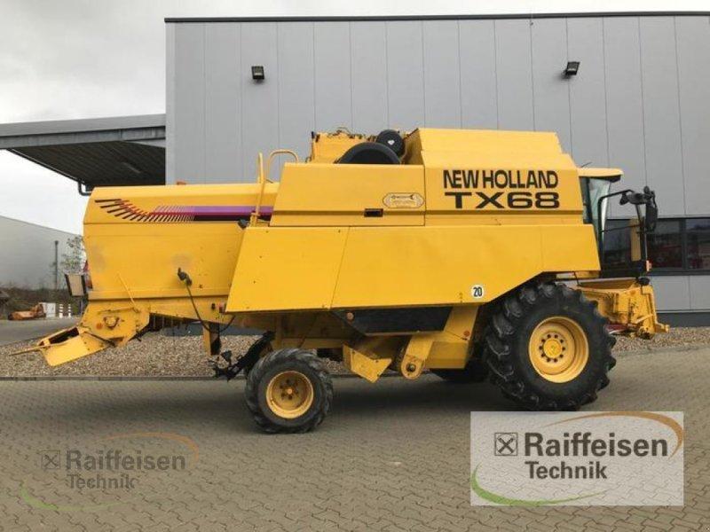 Mähdrescher des Typs New Holland TX 68 Plus, Gebrauchtmaschine in Ilsede- Gadenstedt (Bild 3)
