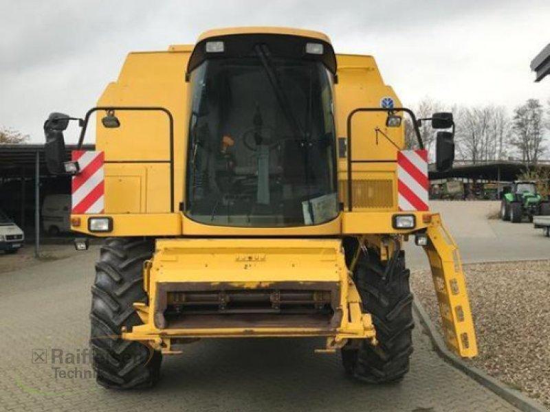 Mähdrescher des Typs New Holland TX 68 Plus, Gebrauchtmaschine in Ilsede- Gadenstedt (Bild 5)