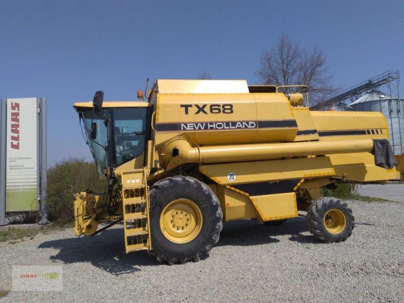 Imagen New Holland TX 68