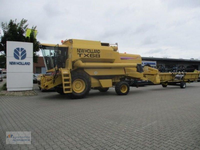 Mähdrescher des Typs New Holland TX 68, Gebrauchtmaschine in Altenberge (Bild 1)