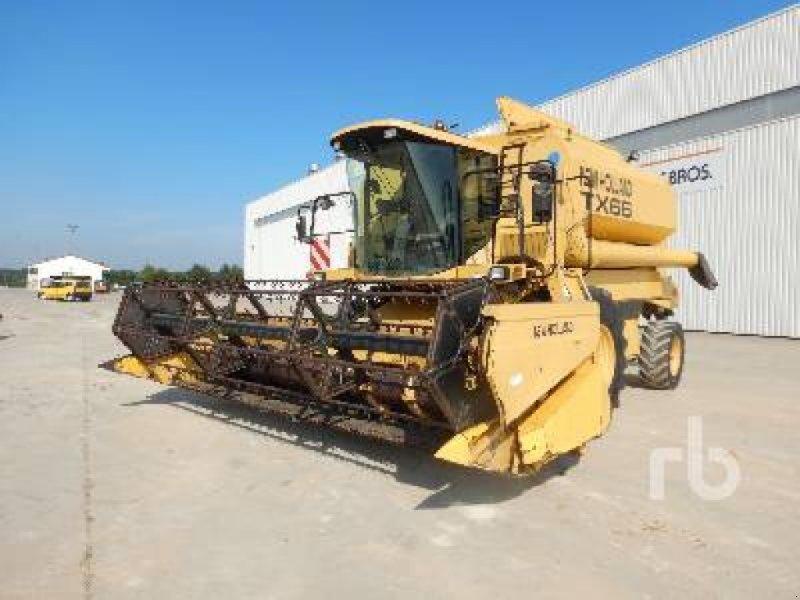 Mähdrescher a típus New Holland TX66 Small Grain, Gebrauchtmaschine ekkor: St Aubin sur Gaillon (Kép 1)