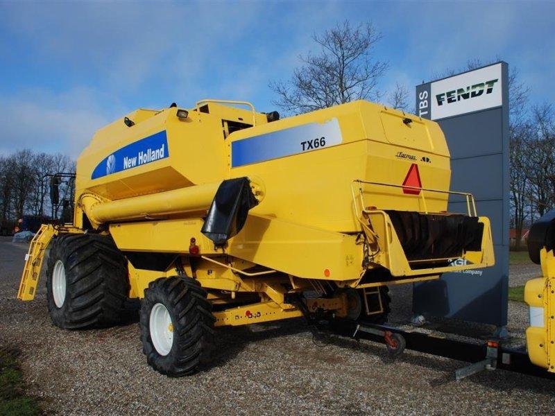 Mähdrescher des Typs New Holland TX66, Gebrauchtmaschine in Grindsted (Bild 7)