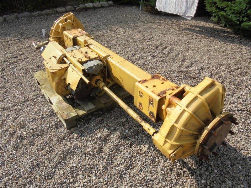 Mähdrescher tip New Holland TX68 komplet hjulaksel med gearkasse og hydrostatmotor, Gebrauchtmaschine in Vojens (Poză 1)
