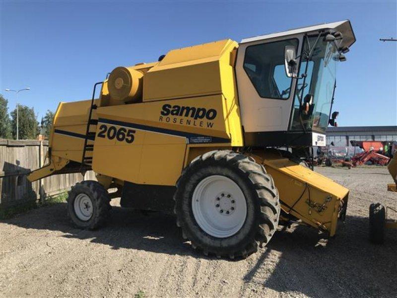 Mähdrescher des Typs Sampo 2065, Gebrauchtmaschine in Köping (Bild 3)