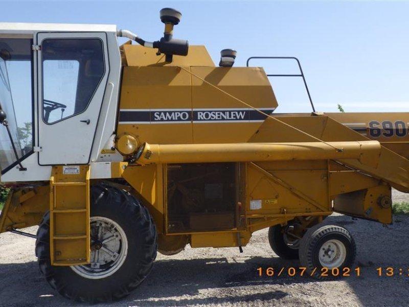 Mähdrescher типа Sampo 690 T 1700 Timer med reverse 12 ford, Gebrauchtmaschine в Ringsted (Фотография 1)