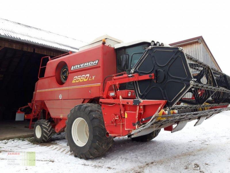 Mähdrescher des Typs Sonstige 2560 LX, Gebrauchtmaschine in Vohburg (Bild 1)