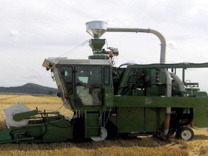 Mähdrescher des Typs Sonstige Haldrup Parzellenmähdrescher Getreide u Mais, Gebrauchtmaschine in Schutterzell (Bild 1)