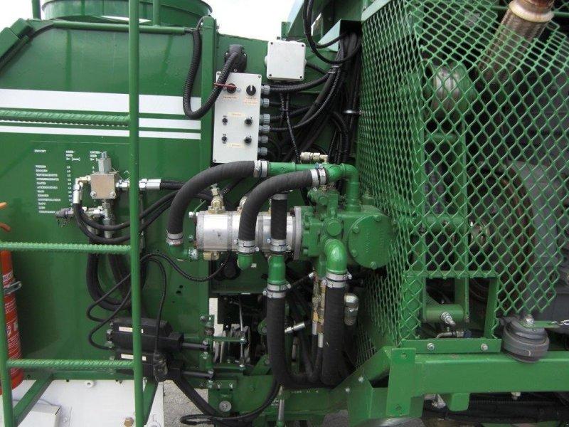 Mähdrescher des Typs Sonstige Haldrup Parzellenmähdrescher, Gebrauchtmaschine in Schutterzell (Bild 7)