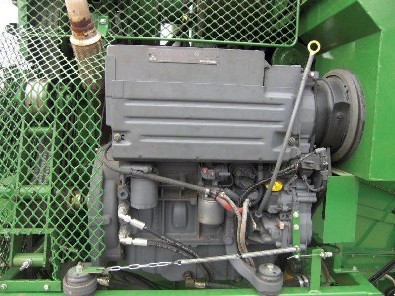 Mähdrescher des Typs Sonstige Haldrup Parzellenmähdrescher, Gebrauchtmaschine in Schutterzell (Bild 6)