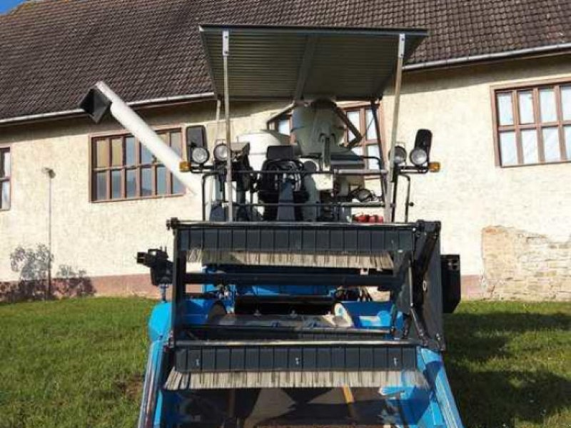 Mähdrescher des Typs Sonstige NURSERYMASTER EXPERT, Gebrauchtmaschine in Calbe / Saale (Bild 6)