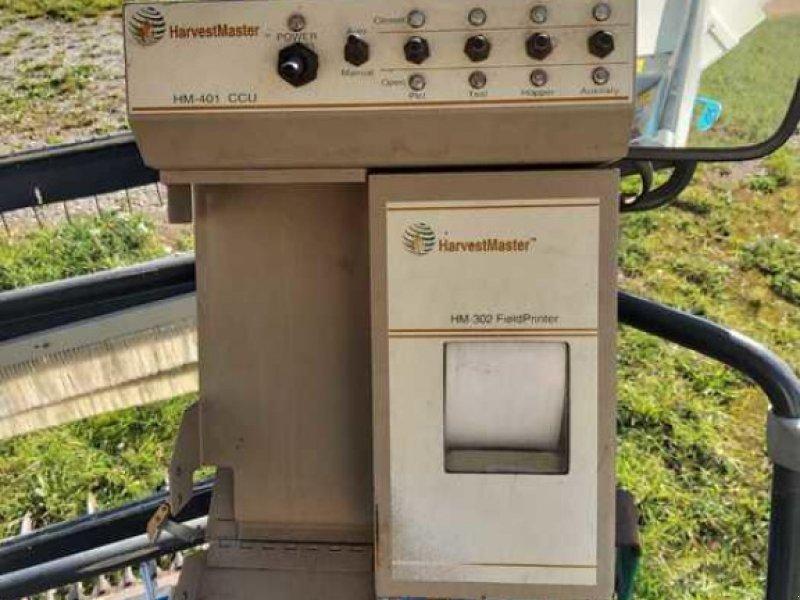 Mähdrescher des Typs Sonstige NURSERYMASTER EXPERT, Gebrauchtmaschine in Calbe / Saale (Bild 8)