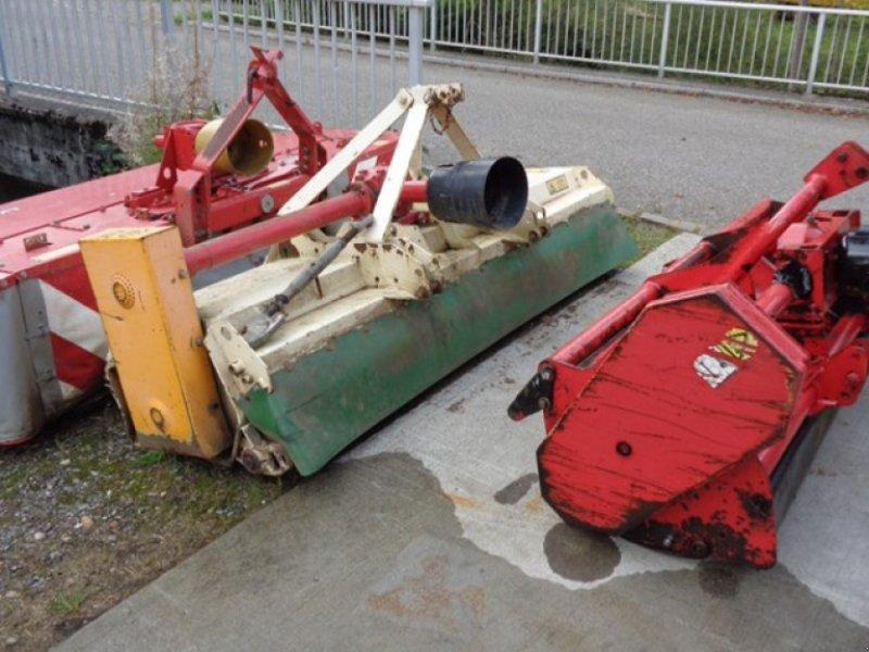 Mähtrak & Bergtrak типа Aebi Carroy, Gebrauchtmaschine в Fischingen (Фотография 1)