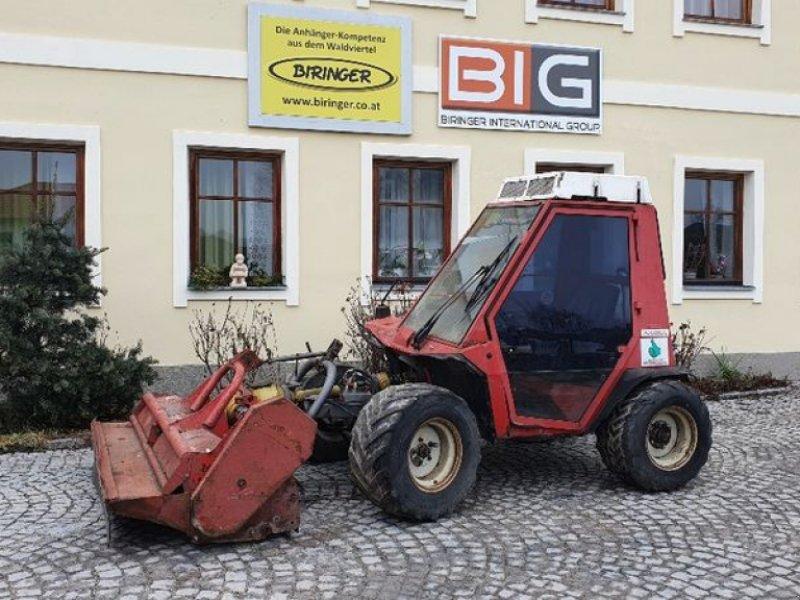 Mähtrak & Bergtrak типа Aebi Terratrac TT70S Mähtrak 4x4x4, Gebrauchtmaschine в Brunn an der Wild (Фотография 1)