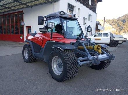 Aebi TT 281 Трактор-косилка и горный трактор