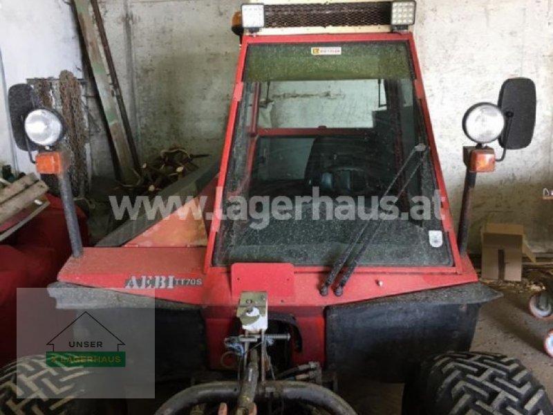 Mähtrak & Bergtrak des Typs Aebi TT 70 S, Gebrauchtmaschine in Schlitters (Bild 1)