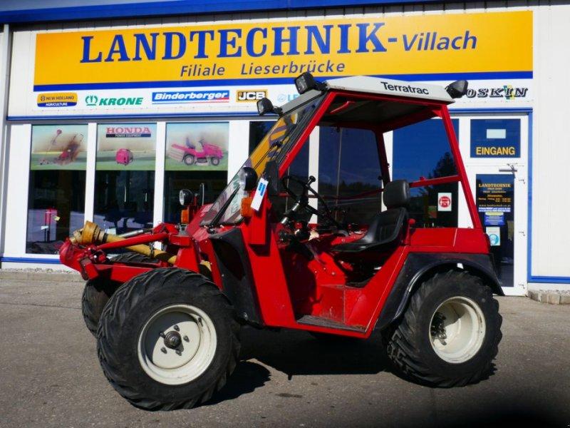 Mähtrak & Bergtrak типа Aebi TT 80, Gebrauchtmaschine в Villach (Фотография 1)