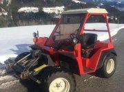 Aebi TT 80 Трактор-косилка и горный трактор