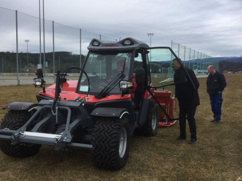 Mähtrak & Bergtrak des Typs Aebi TT281, Gebrauchtmaschine in Villach (Bild 4)