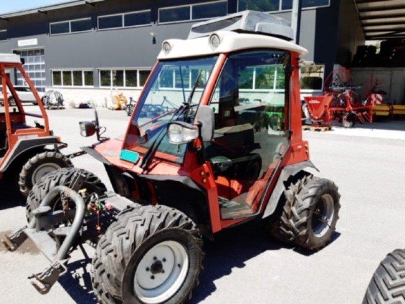 Mähtrak & Bergtrak du type Aebi TT75, Gebrauchtmaschine en Susten (Photo 1)