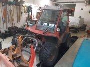 Aebi TT75 Tracteur faucheur & tracteur de montagne