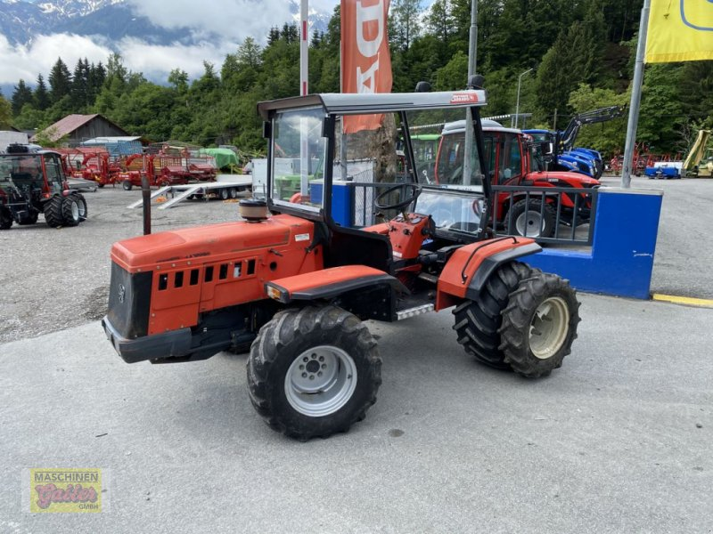 Mähtrak & Bergtrak типа Antonio Carraro Tigretrac 7700, Gebrauchtmaschine в Kötschach (Фотография 1)
