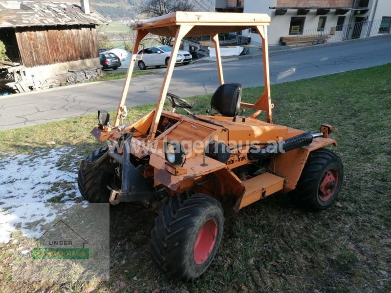 Mähtrak & Bergtrak типа Rasant 1203 KOMMUNAL, Gebrauchtmaschine в Schlitters (Фотография 1)