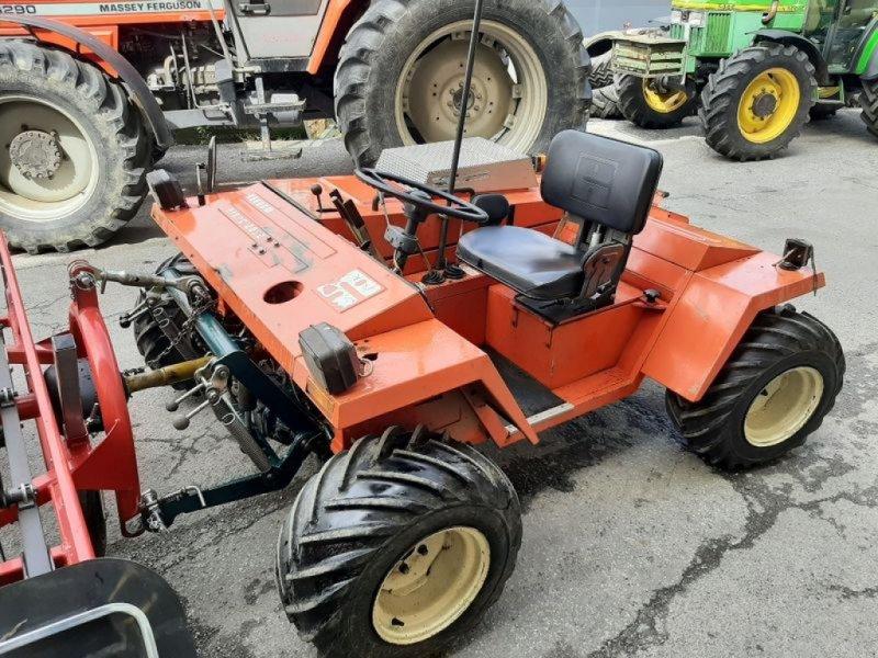 Mähtrak & Bergtrak des Typs Reform Metrac 2002, Gebrauchtmaschine in Saalfelden (Bild 1)