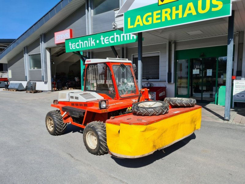 Mähtrak & Bergtrak типа Reform Metrac 2004, Gebrauchtmaschine в Bruck (Фотография 1)