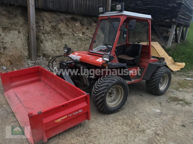 Mähtrak & Bergtrak des Typs Reform METRAC 3003 K, Gebrauchtmaschine in Klagenfurt (Bild 1)