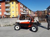 Reform Metrac G 4 fűnyíró traktor/hegyi traktor