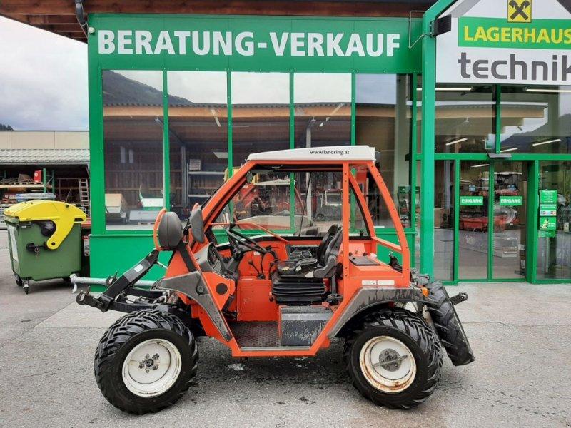 Mähtrak & Bergtrak des Typs Reform Metrac G 4, Gebrauchtmaschine in Bramberg (Bild 1)