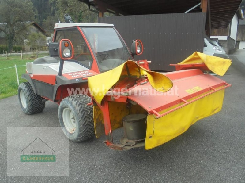 Mähtrak & Bergtrak типа Reform METRAC G4, Gebrauchtmaschine в Schlitters (Фотография 1)