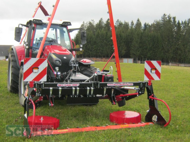 Mähwerk des Typs BB-Umwelttechnik SECO DUPLEX 850 F, Neumaschine in St. Märgen (Bild 1)