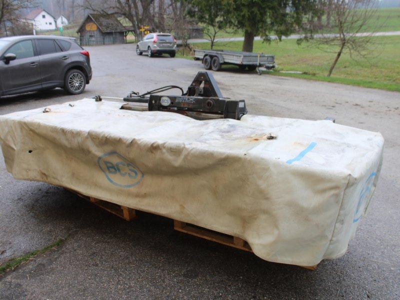 Mähwerk tip BCS Saphir, Gebrauchtmaschine in Moorbad Harbach (Poză 1)