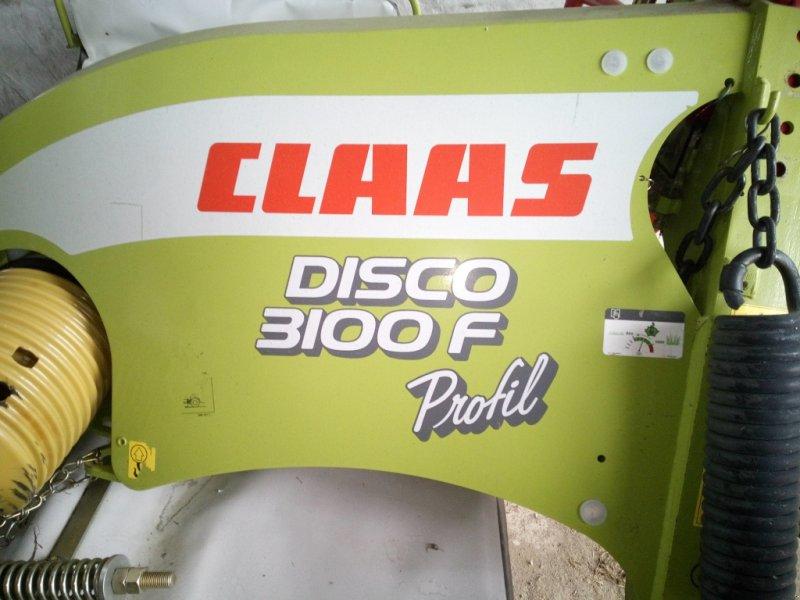 Mähwerk des Typs CLAAS 3100 F Profil, Gebrauchtmaschine in Kößlarn (Bild 1)