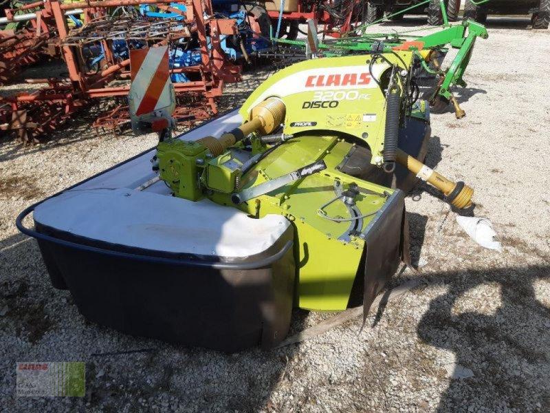 Mähwerk des Typs CLAAS 3200 FC PROFIL, Neumaschine in Aurach (Bild 1)
