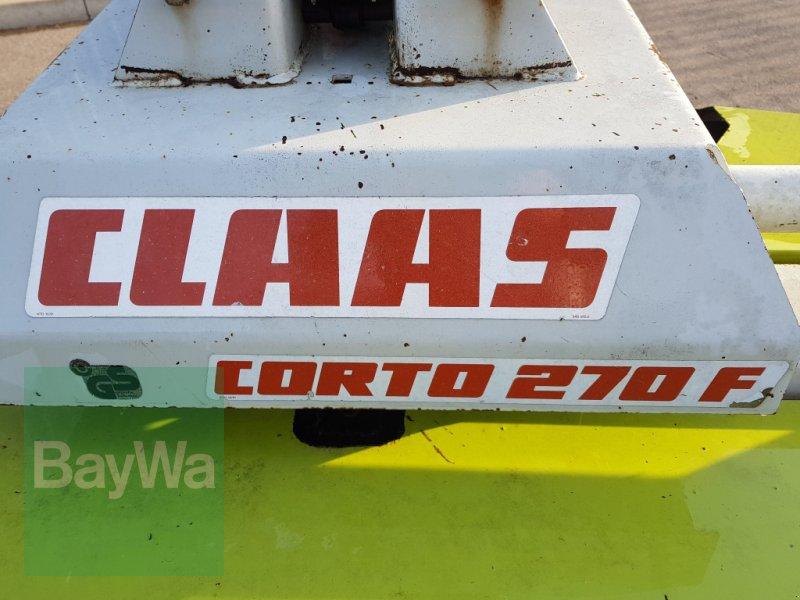 Mähwerk des Typs CLAAS Corto 270 F, Gebrauchtmaschine in Bamberg (Bild 6)