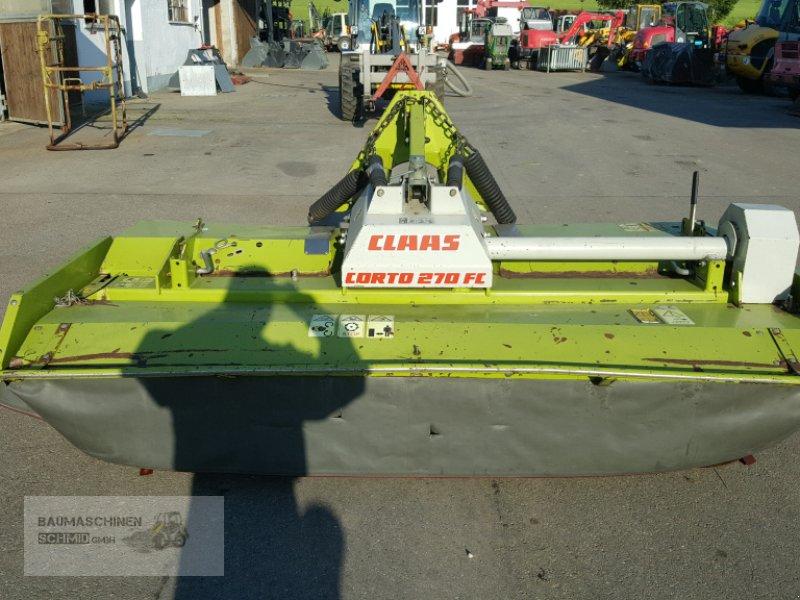 Mähwerk des Typs CLAAS Corto 270 FC, Gebrauchtmaschine in Stetten (Bild 1)