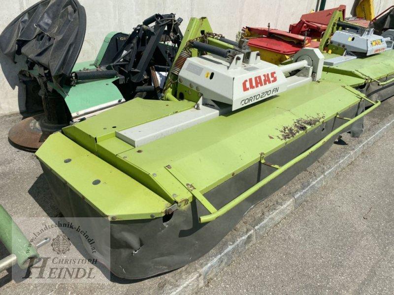 Mähwerk des Typs CLAAS Corto 270 FN, Gebrauchtmaschine in Stephanshart (Bild 1)