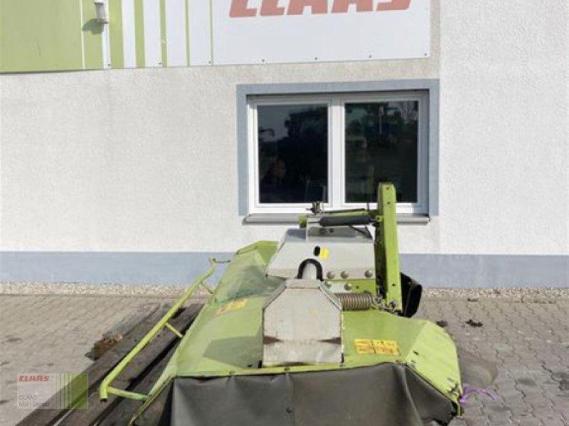 Mähwerk des Typs CLAAS CORTO 290 F, Gebrauchtmaschine in Aurach (Bild 1)