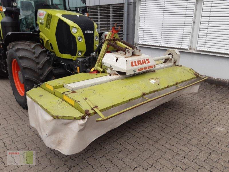 Mähwerk a típus CLAAS Corto 290 F, Gebrauchtmaschine ekkor: Bordesholm (Kép 1)