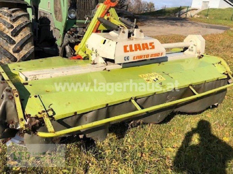 Mähwerk des Typs CLAAS CORTO 290 PRIVATVK, Gebrauchtmaschine in Eggendorf (Bild 1)