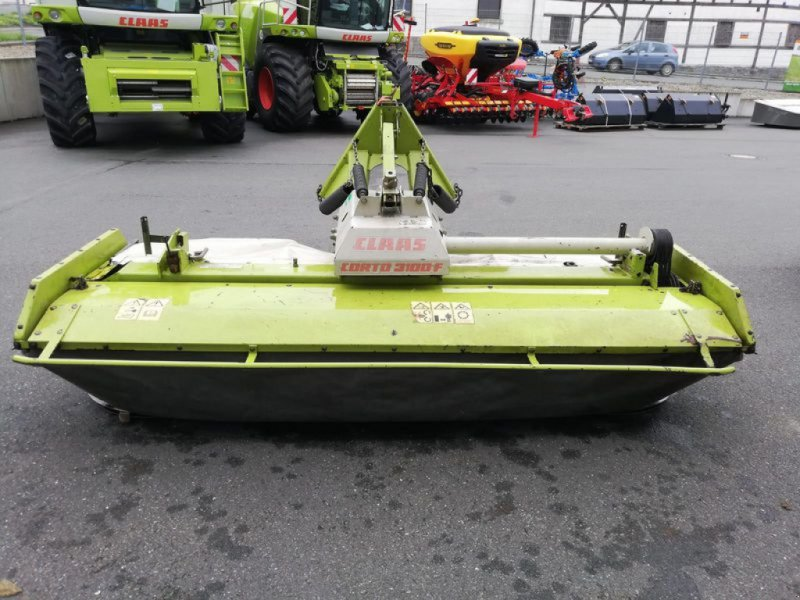 Mähwerk des Typs CLAAS CORTO 3100 F, Gebrauchtmaschine in Gefrees (Bild 1)