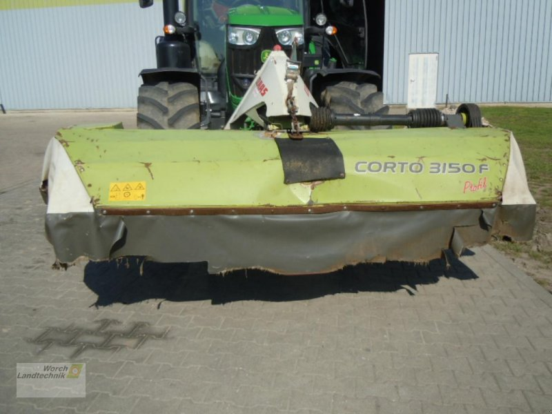 Mähwerk typu CLAAS Corto 3150 F, Gebrauchtmaschine w Schora (Zdjęcie 1)